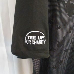 Nike Shirts - Nike Special Print Tee Up For Charity Shirt (XL)
